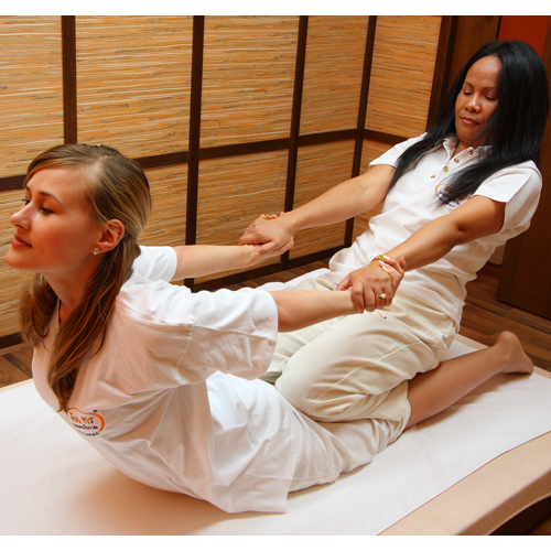 Thaimassage (traditionell)